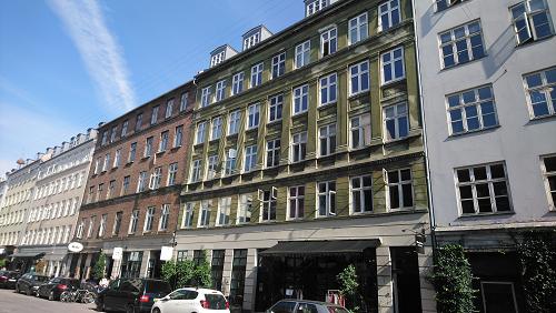 AB Virkliheden, facade