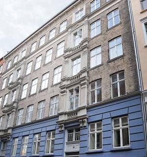 Andelsforening Aalborggade