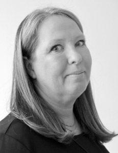 Gitte Hansen, Teknisk assistent