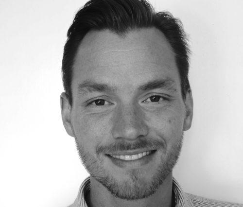 Portrætbillede af Kasper Reid Harder Rasmussen